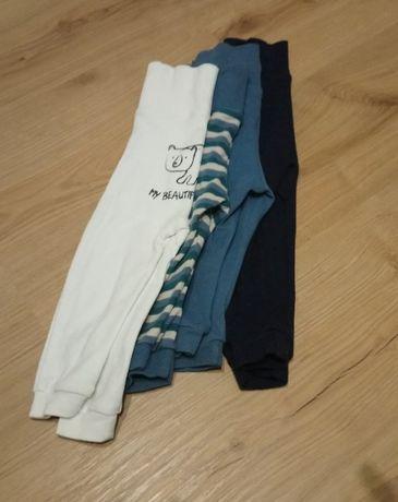 Spodnie r 74