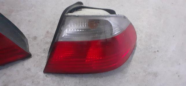 Lampy tyl Cabrio e46 m pakiet bmw lewa prawa