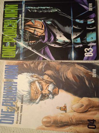Mangas One Punch Man