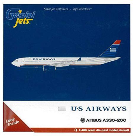 US Airways - Airbus A330-300 - Gemini Jets 1:400