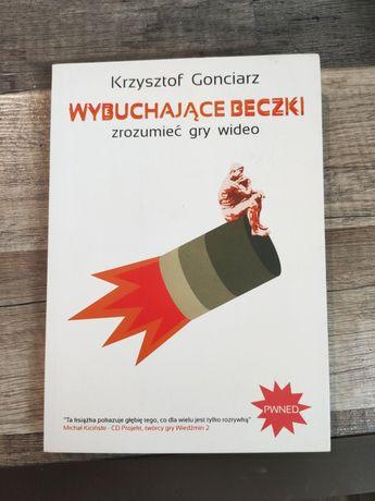 Wybuchające Beczki Krzysztof Gonciarz
