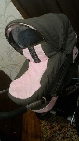 Детская коляска 2 в 1. Фирмы Emmalgunga, шведская.