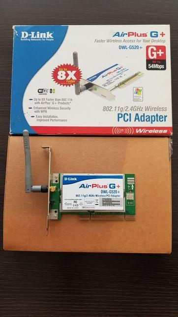 Karta sieciowa D-Link DWL-G520