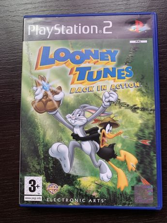 Looney Tunes: Back in Action PS2