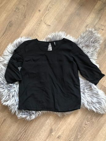 В дар - Блузка из вискозы, черная, размер M