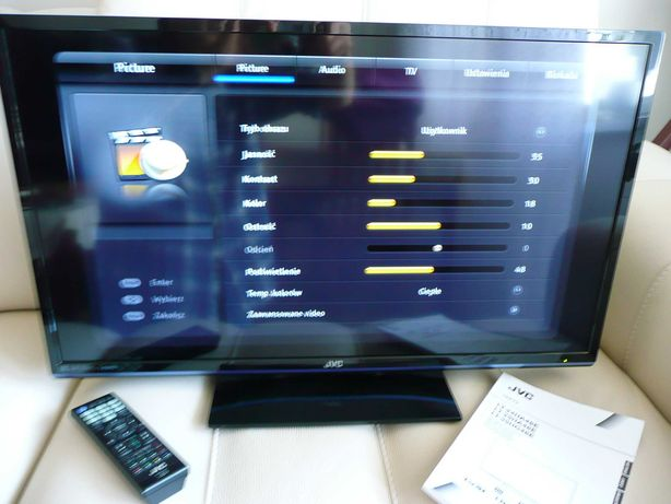JVC- telewizor led 29 cali