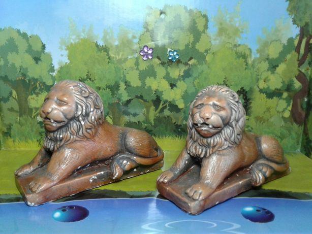 Набор статуэток 2 льва