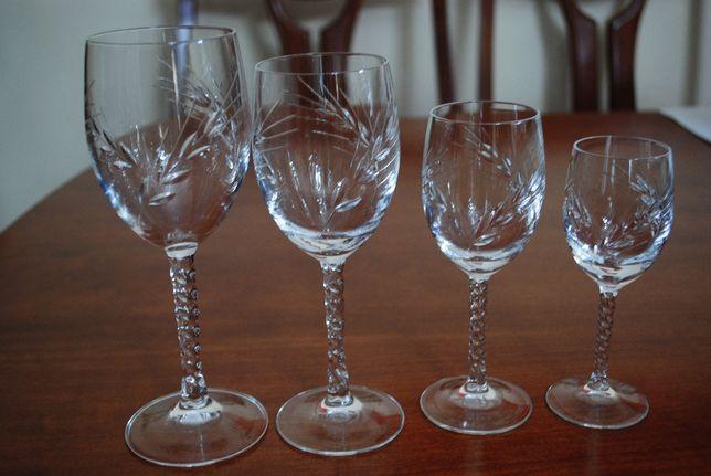 Copos de cristal sem uso (descida de preço)