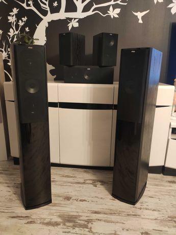 Kolumny, głośniki ELTAX Shine 8 - zestaw 5.0
