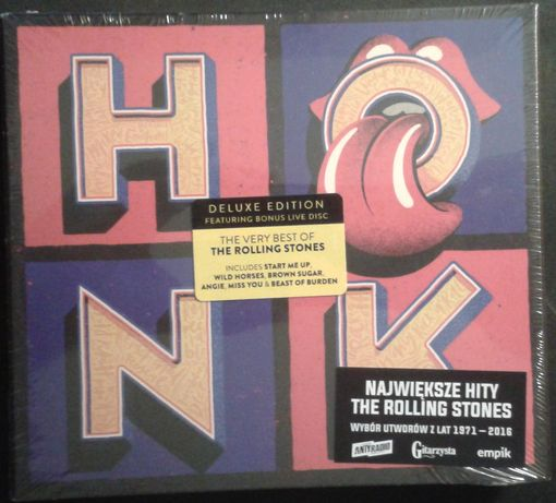 The Rolling Stones - Honk (Deluxe) Ltd. 3CD