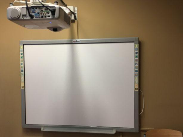 Tablica interaktywna My Board + Rzutnik