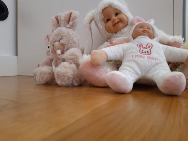 Pluszaki - króliki
