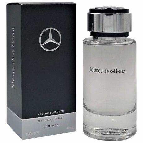 Perfumy   Mercedes Benz   For Men   120 ml   edt