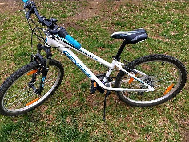 Rower Genesis 24 Hot Biały