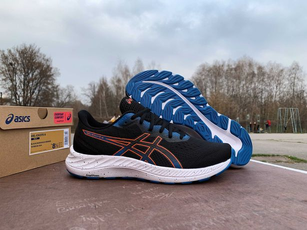 Мужские кроссовки для бега Asics Gel-Excite 8 (2 цвета) ОРИГИНАЛ