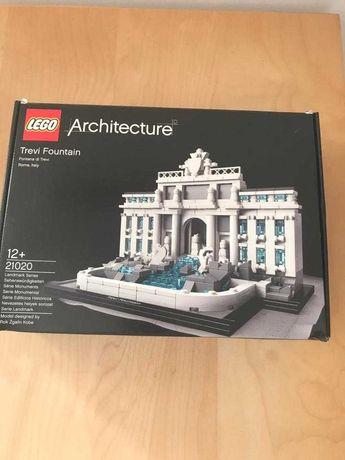 Lego Architecture Fontana di Trevi/Trevi Fountain 21020