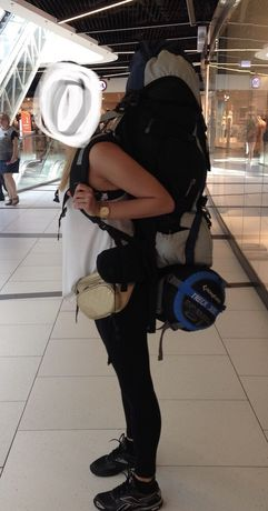 Plecak turystyczny CAMPUS