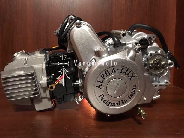 Двигатель Альфа, Дельта 110 кубов QW