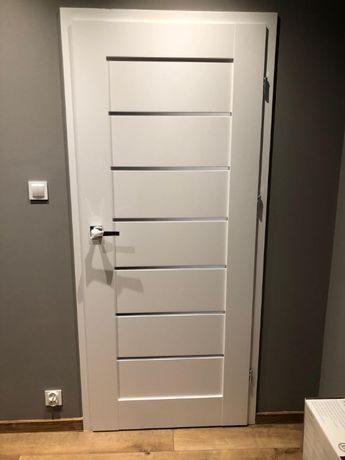 """Drzwi wewnętrzne Milton 349zł . Ościeżnice i drzwi dostępne od """"ręki """""""