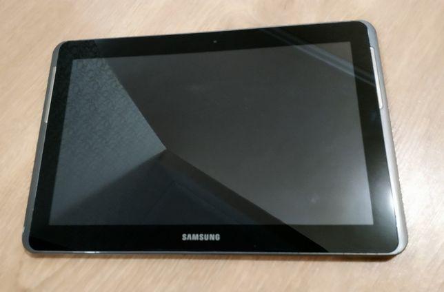 Планшет Samsung Galaxy Tab 2 10.1 (Wi-Fi+3G) Titanium Silver GT-P5100