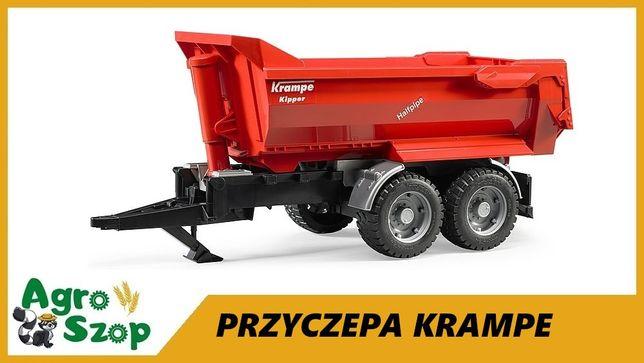 Zabawka Przyczepa wywrotka Krampe Bruder 02225