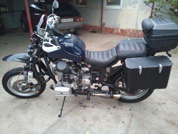 Продам мотоцикл Днепр 11 (кастом)