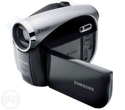 Câmara filmar samsung vp-dx nova na caixa