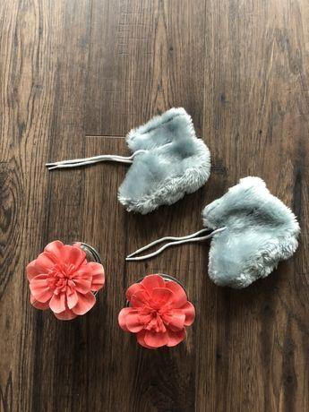 Zimowe buciki niechodki dla niemowlaka