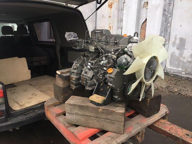 Двигатель Yanmar 4TNV94 Hitachi