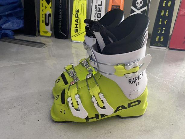 Buty narciarskie dzieciece Head Raptor 40 HT 18, 20 , 21, 22 , 23