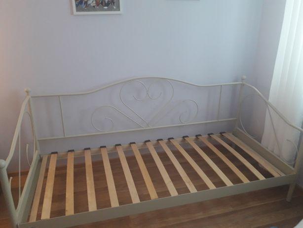 Łóżko - rama metalowa