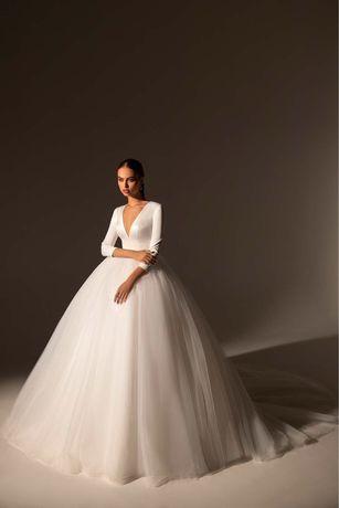 Свадебное платье Wona Concept, Crystal Salon