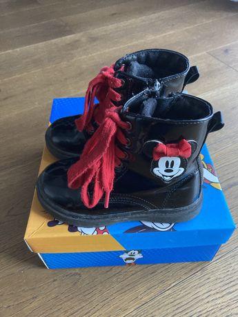 Kozaki dziewczece disney Mickey