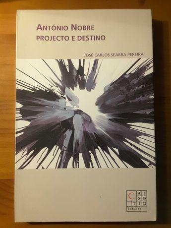 Obras sobre António Nobre / Correspondência de A. Nobre