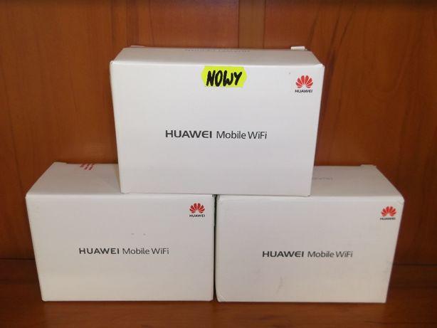 Router modem mobilny Huawei 4G LTE Wi-Fi E5573Cs-322 Biały Wihte