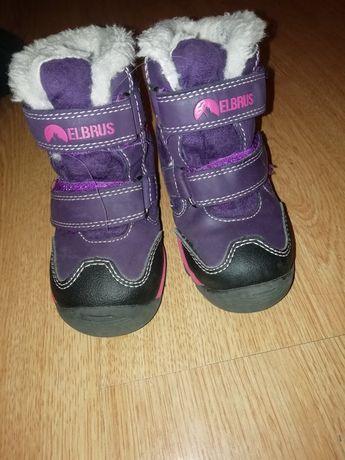 Buty zimowe Elbrus