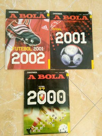 Revistas futebol Jornal A Bola