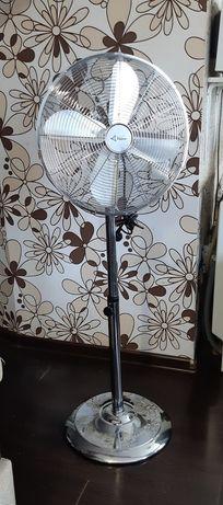 Вентилятор новый хромированый