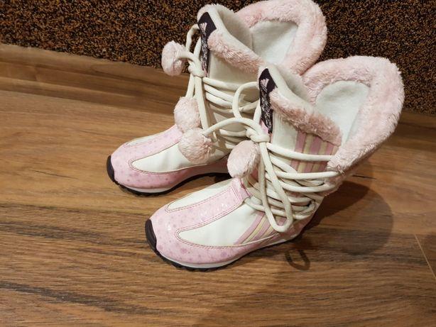 Черевички Adidas зимові 28р
