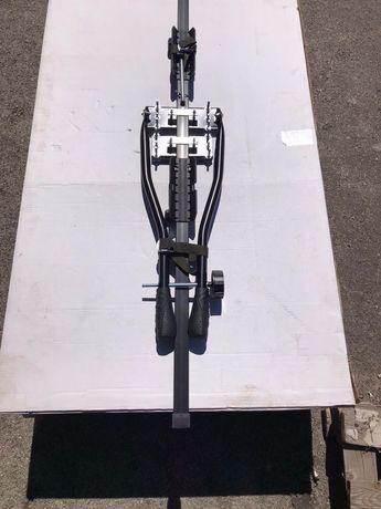 Велокрепление  на крышу авто для перевозки велосипеда