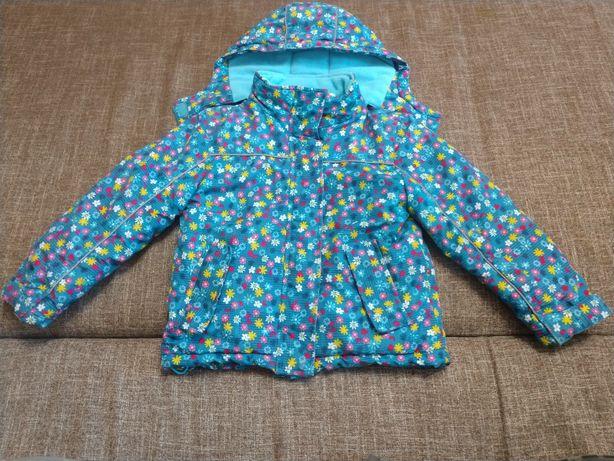Зимняя лыжная куртка Topolino 110см
