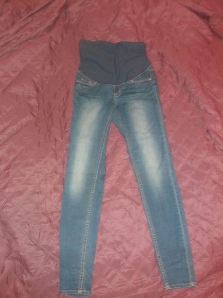 Spodnie ciążowe H&M roz. 38