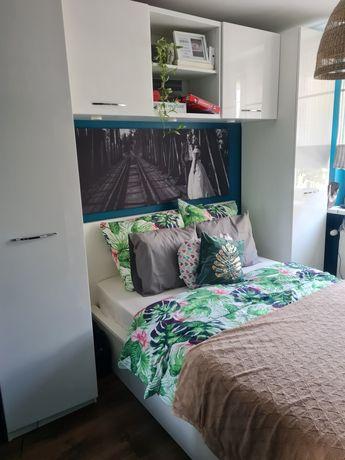 Sypialnia ikea pax
