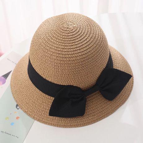 Хит цена Соломенные шляпки для девчонок