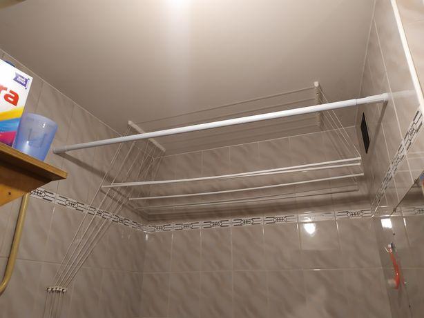 Drążek prysznicowy regulowany 140-240cm