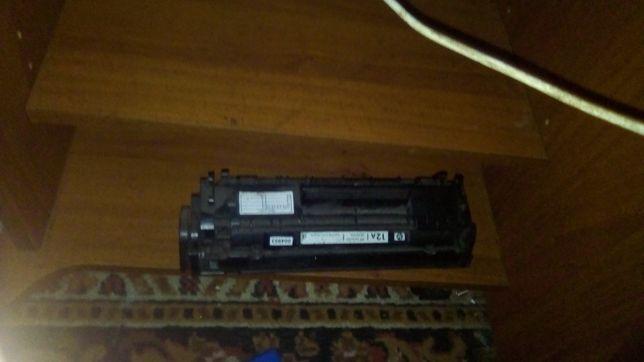 Картридж HP 12a black