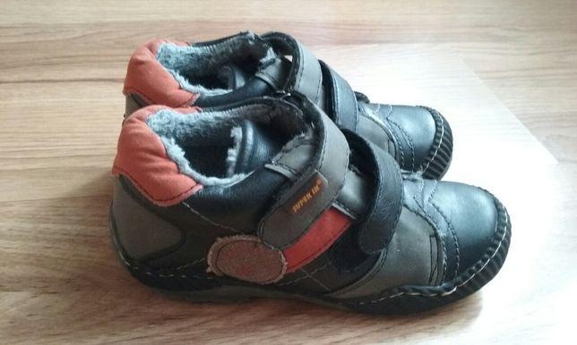 Buty ocieplone r.29 dł.19cm