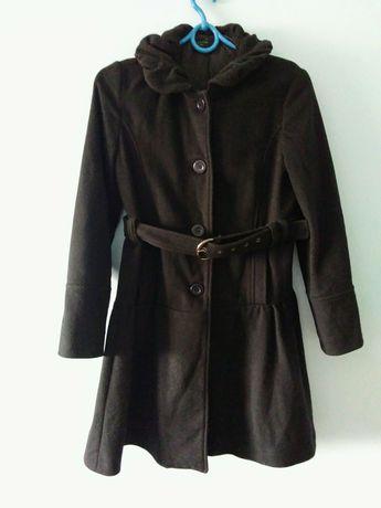 Демісезонне пальто Benetton на дівчинку 10-12 р. Демисезонное пальто