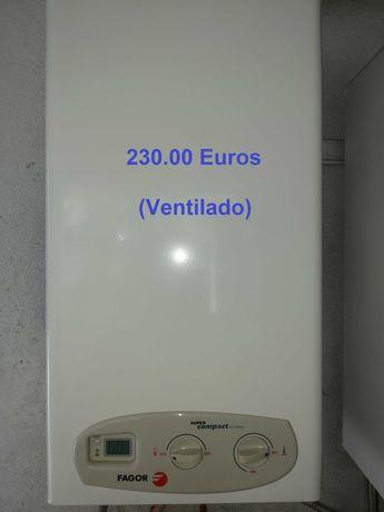 Esquentador Fagor VENTILADO, GN/Grf - Garantia