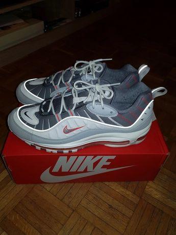 Nike Air Max 98 Grey Fog